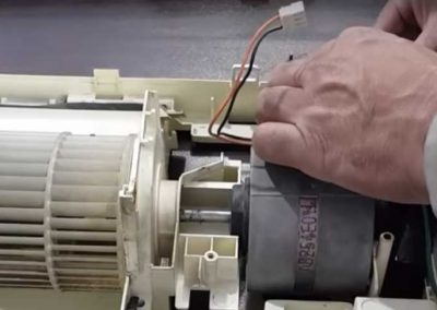 Repairing air conditioning units